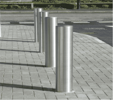 High Speed Bollards