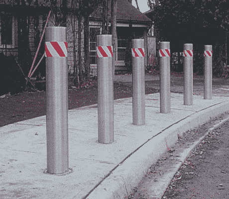 Low Speed Bollards