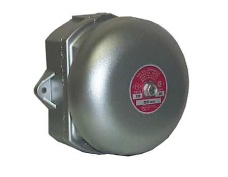 G6 Warning Bell