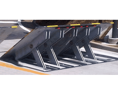Model 820 Shallow Mount Barrier