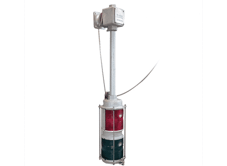 VL Vertical Lift Span Light