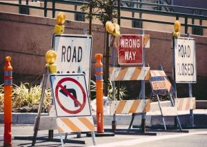 Alert warning communication can prevent crashes by alerting drivers of a Wrong-Way Driver